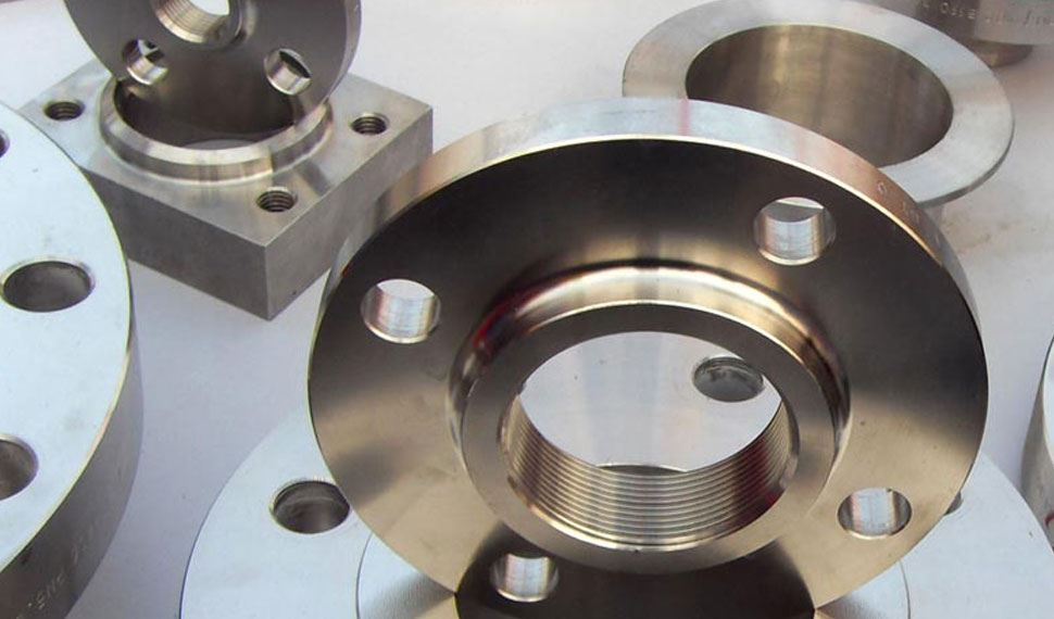 Nickel Alloy UNS N02200 Flanges