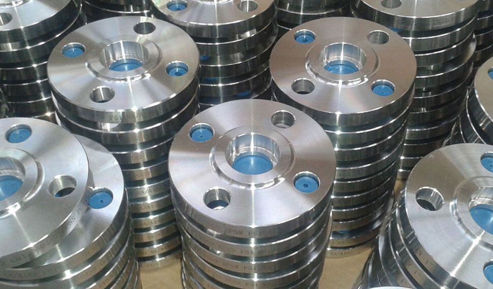 Nickel Alloy UNS N02201 Flanges