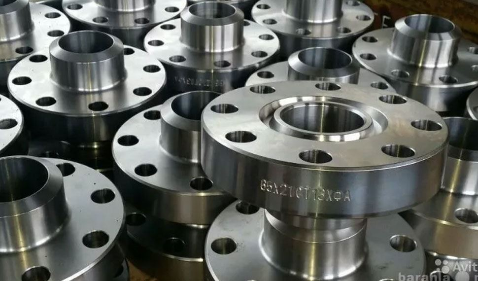 Hastelloy UNS N06022 Flanges