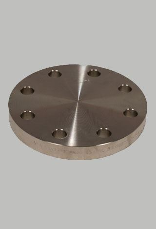 Alloy Steel F5 Blind Flanges