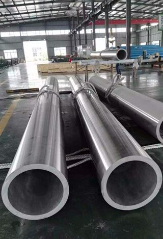 Alloy Steel P22 High Pressure Pipe
