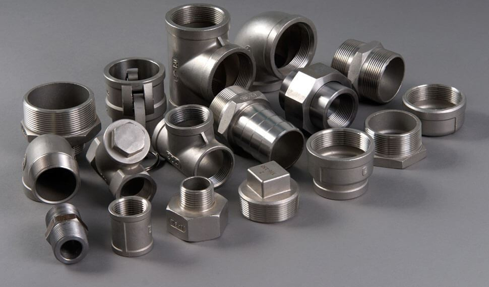 Alloy Steel UNS K21590 Forged Fittings
