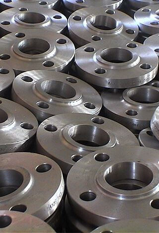 Alloy Steel F5 Slip on Flanges