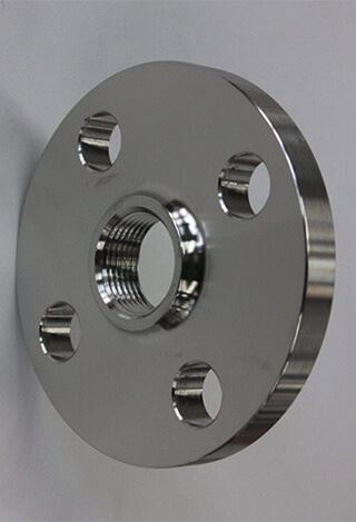 Alloy Steel F5 Threaded Flanges