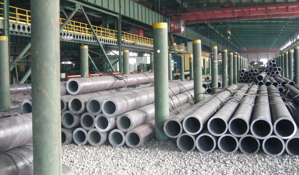 Alloy Steel UNS K21590 Pipe