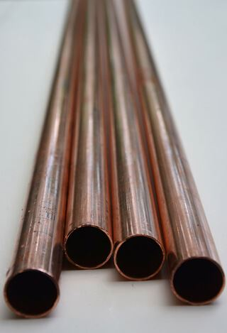 Copper Nickel 70/30 Seamless Pipe