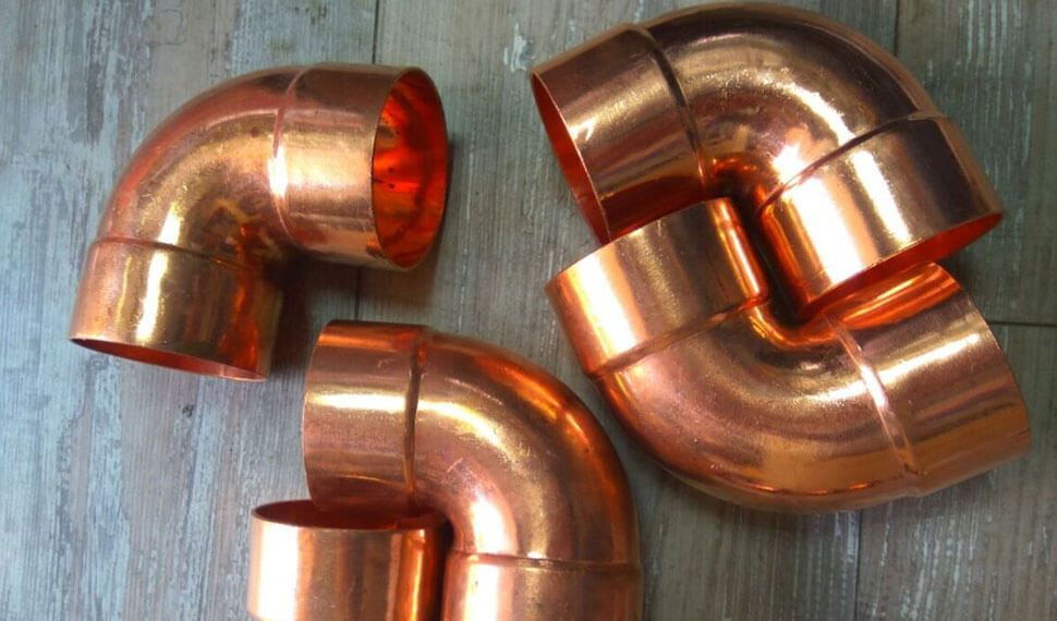 Cupro Nickel UNS C71500 Pipe Fittings
