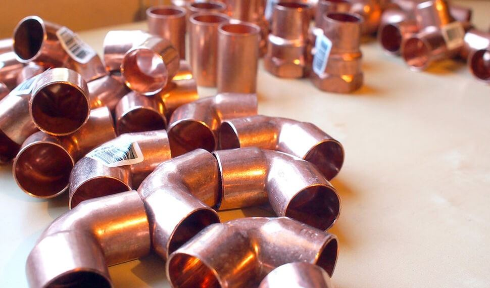 Cupro Nickel 70/30 Pipe Fittings