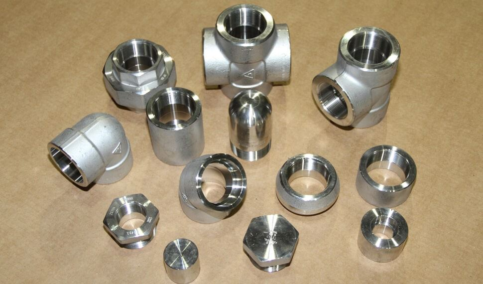 Incoloy UNS N08825 Forged Fittings