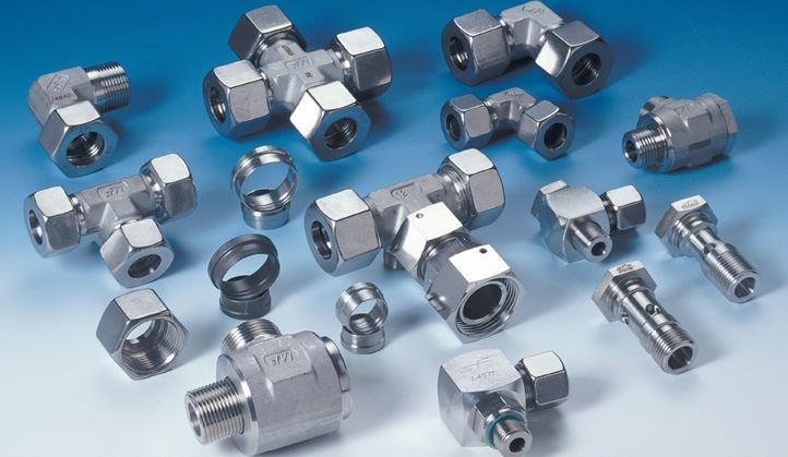 Inconel 600 Compression Tube Fittings