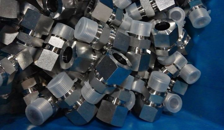 Inconel N06625 Compression Tube Fittings