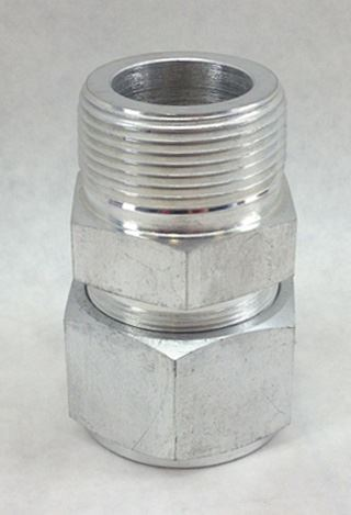 Inconel 600 Tube to Male Fittings