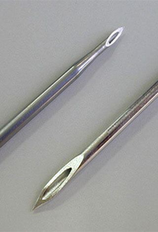 Stainless Steel 304 Non terilized Surgical Tube
