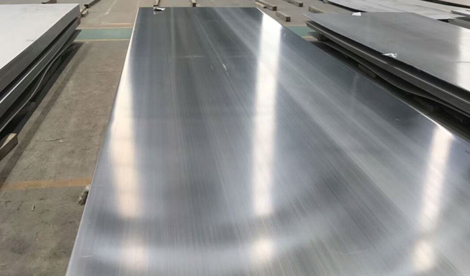 Sanicro Alloy 28 Sheet Plate / Structurals