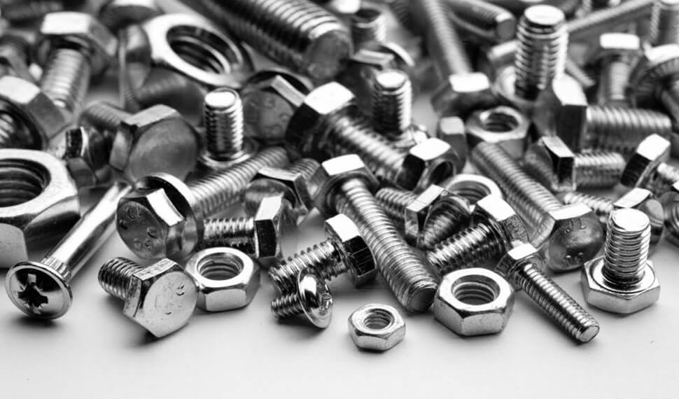 Copper Nickel 90/10 Fasteners