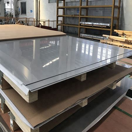 Stainless Steel 316TI Sheet Plate / Structurals