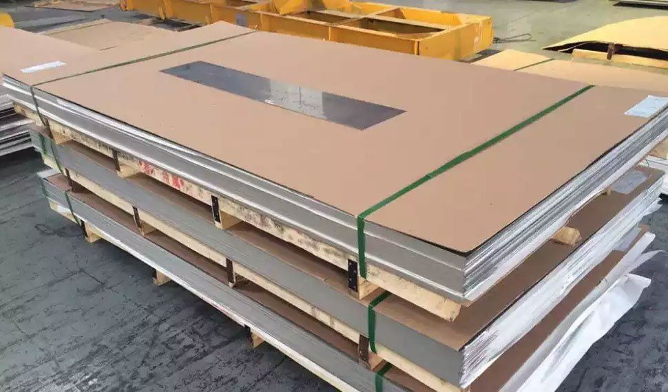 Stainless Steel 316 Sheet Plate / Structurals