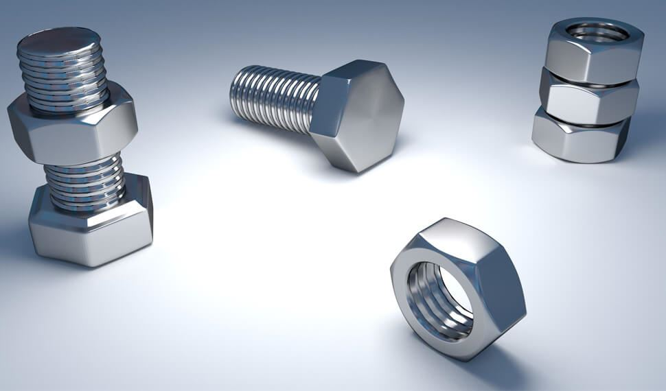Stainless Steel 310H Fasteners