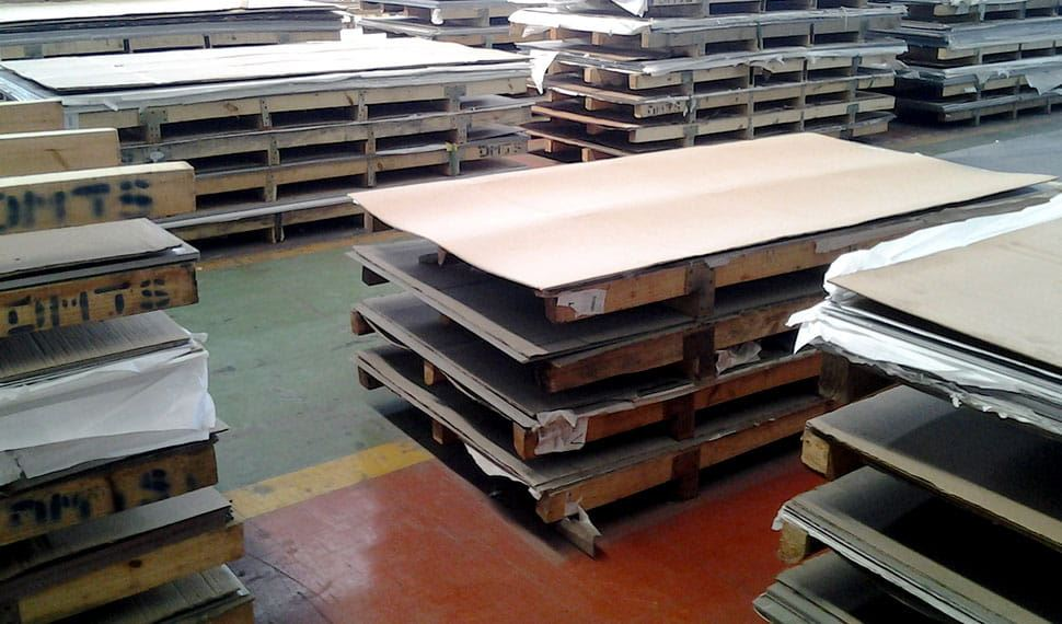 Stainless Steel 321 Sheet Plate / Structurals