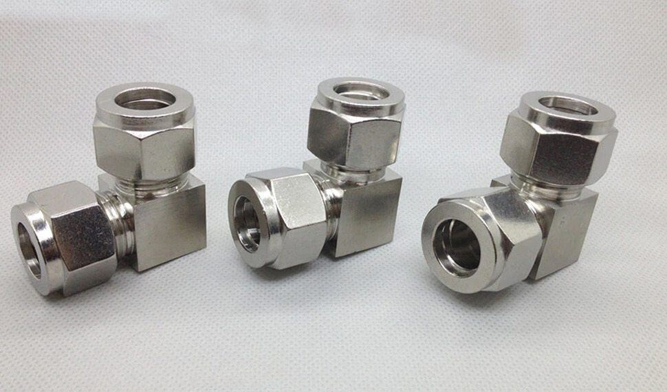 Stainless Steel 321H Compression Tube Fittings