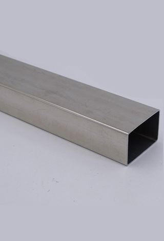 Stainless Steel 347, 347H Rectangular Pipe