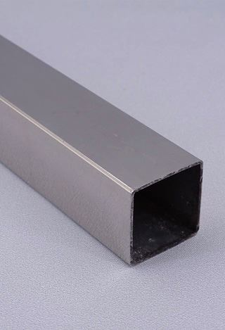 Stainless Steel 347, 347H Square Pipe