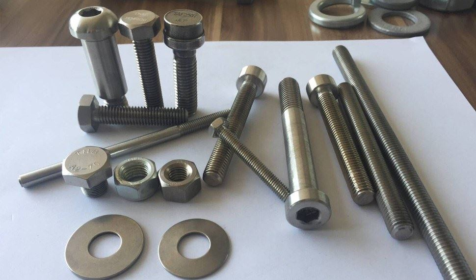 Stainless Steel UNS S31009 Fasteners