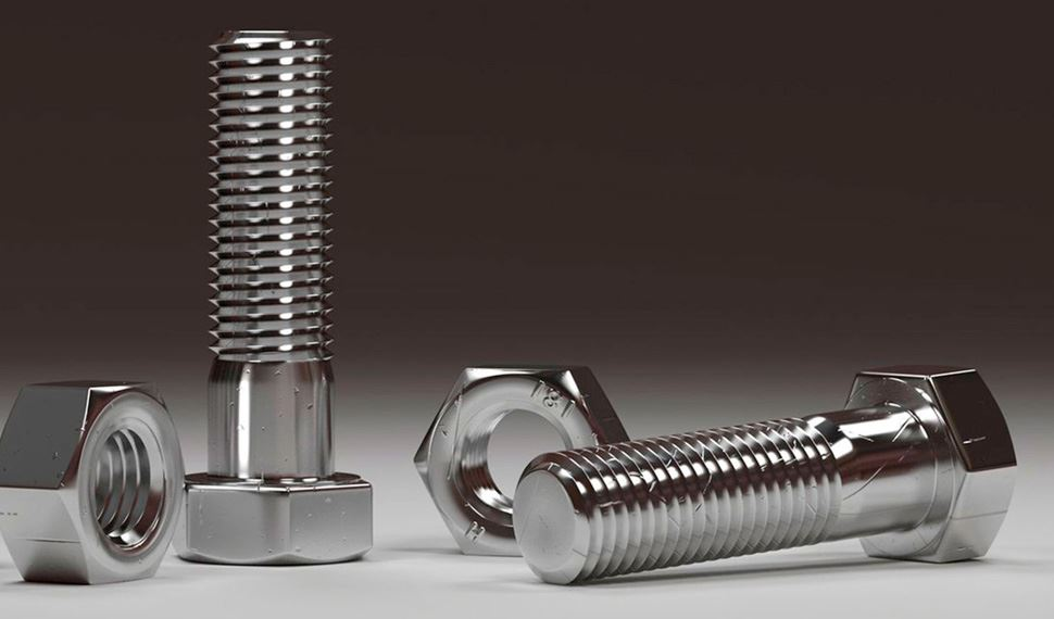 Stainless Steel UNS S44600 Fasteners