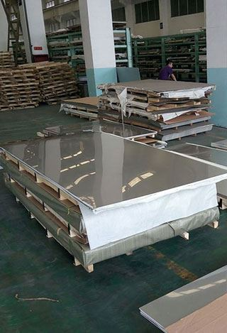 Stainless Steel 316TI Plates