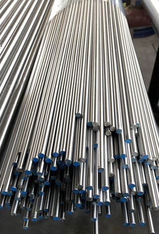 Stainless Steel 316Ti Rods