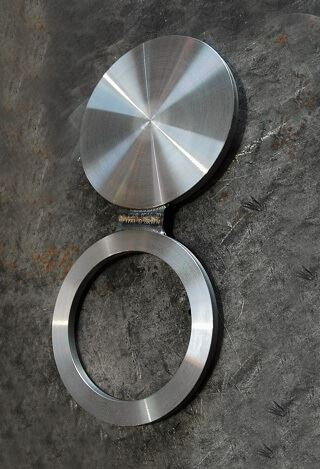 Stainless Steel 347, 347H Spectacle Blind Flanges