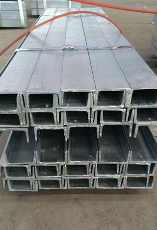 Stainless Steel 316TI Channels