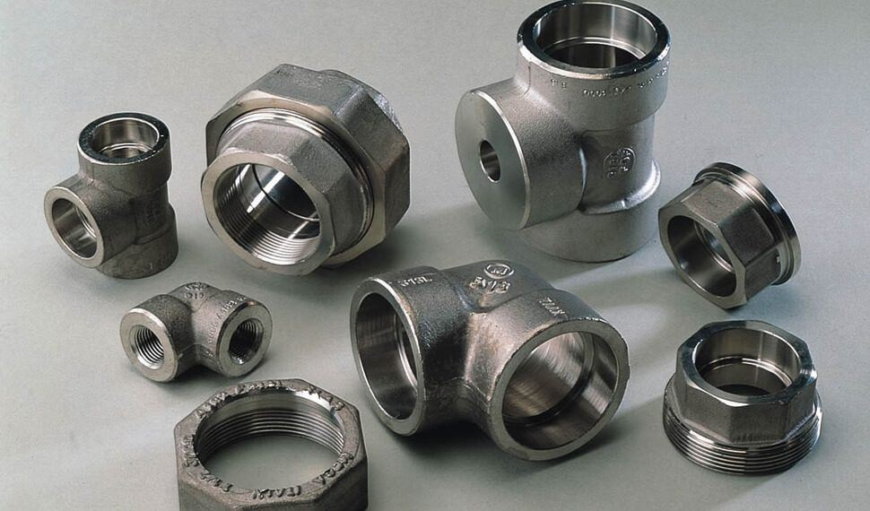 Titanium Gr 5 Forged Fittings